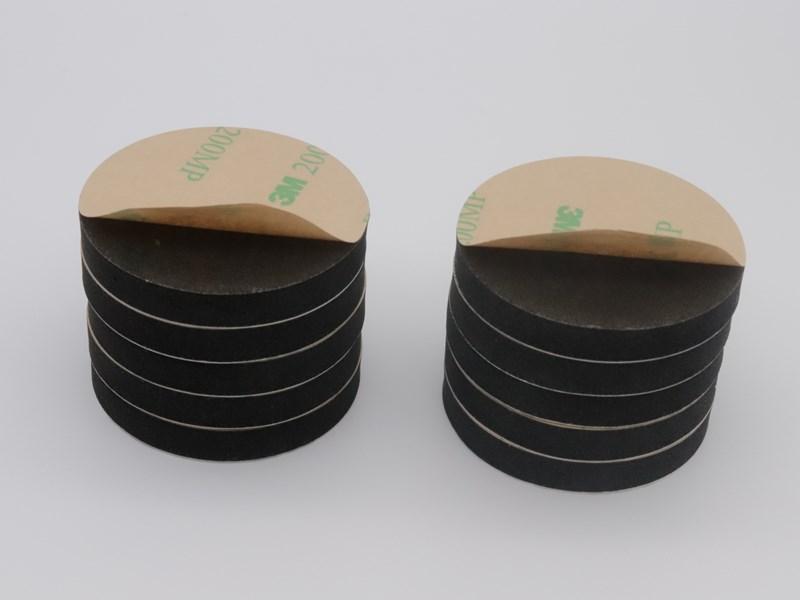 圆方形EVA脚垫定制