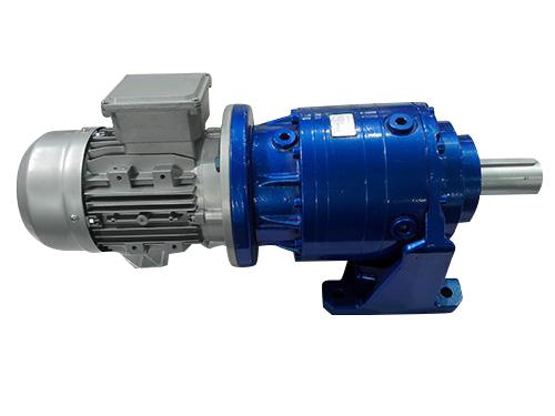 NMHL系列同轴式斜齿轮减速机