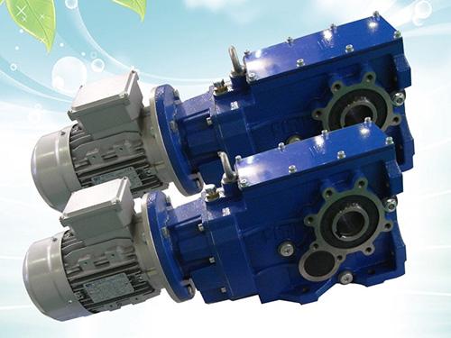 BH系列螺伞齿轮减速机