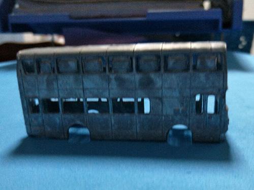 玩具车外壳压铸