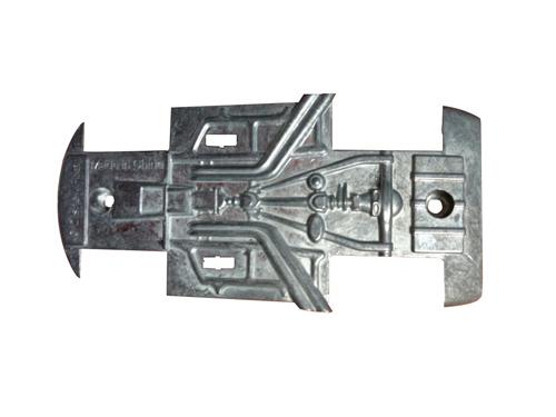 锌合金模型加工