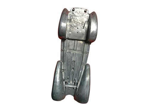 锌合金玩具车加工