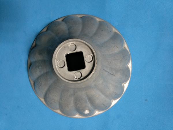 锌合金仿古风扇盖(黑胚)