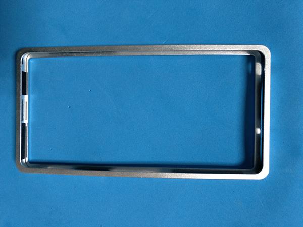 锌合金手机壳压铸