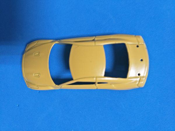锌合金玩具车模型压铸