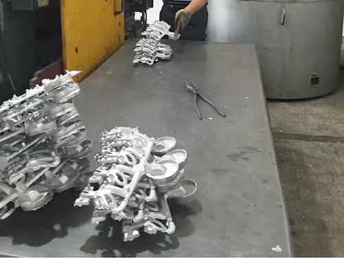 工业铝合金压铸产品