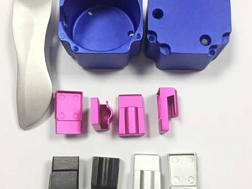 工业铝合金压铸零件
