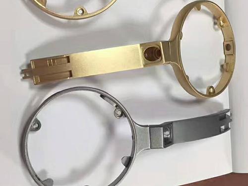 水管铝合金压铸零件