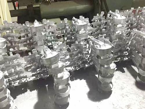 工厂铝合金压铸产品零件