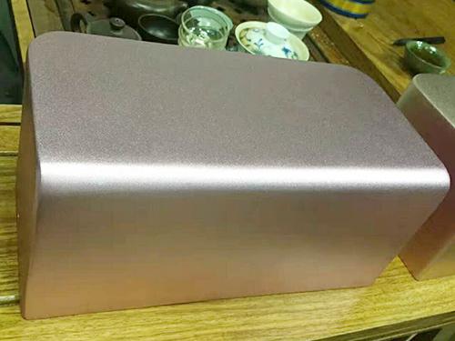 铝合金压铸盒子