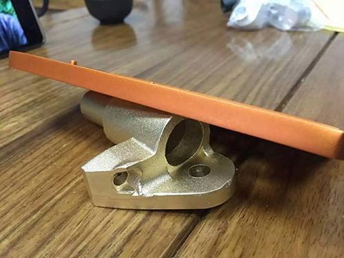 铝合金压铸机械配件