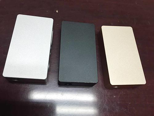 铝合金压铸铁板零件