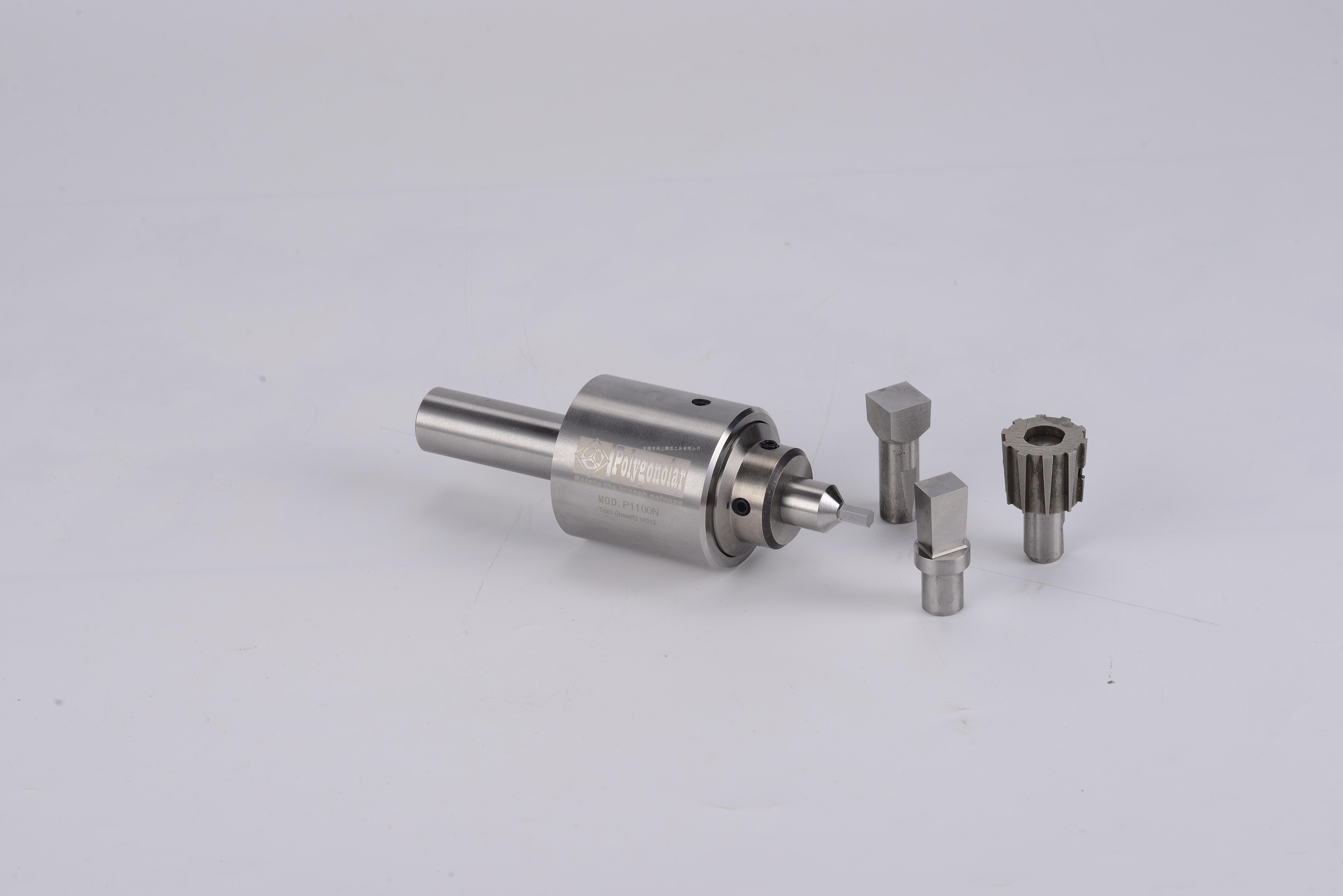 旋冲刀柄在石油化工机械部件的应用