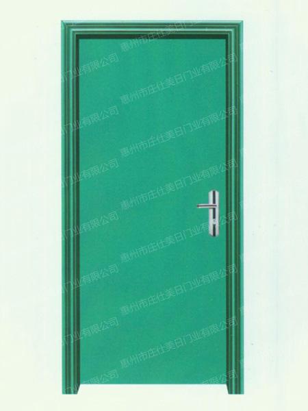 果綠工程復合門MD-6671