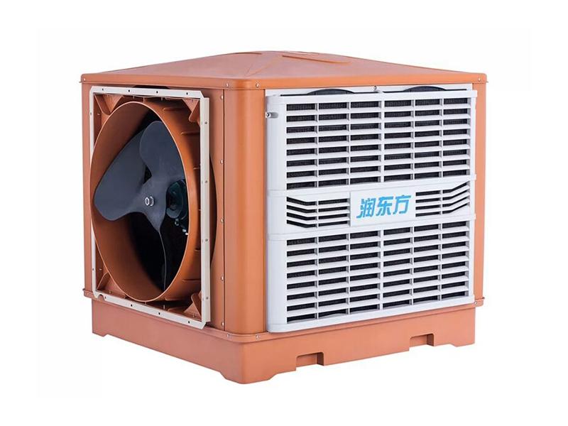 1.1KW 蒸發式節能環??照{  工業冷風機 水蒸發降溫設備