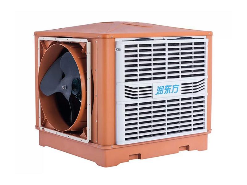 1.1KW 水冷空調設備 蒸發式水降溫設備