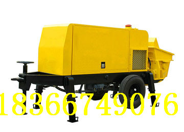 细石混凝土输送泵  厂家直销