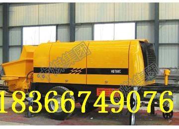 HBTS40礦用混凝土輸送泵  廠家直銷