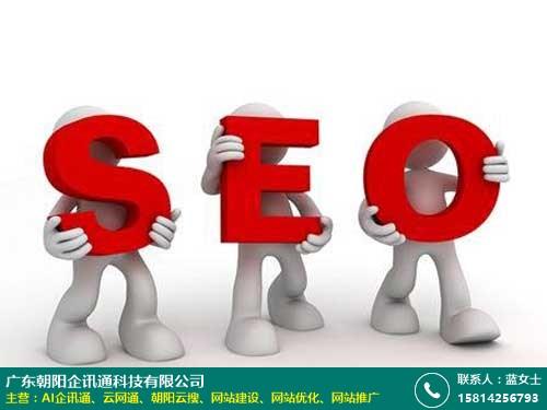 服務商 河源SEO網站優化公司如何 朝陽企訊通