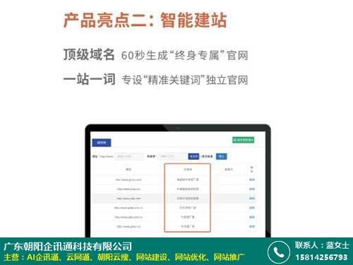 天津雁阵型AI企讯通效果公司怎么样_朝阳企讯通