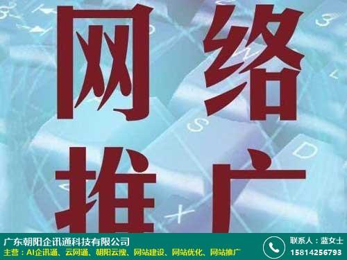一站式_企业网站推广怎么做_朝阳企讯通