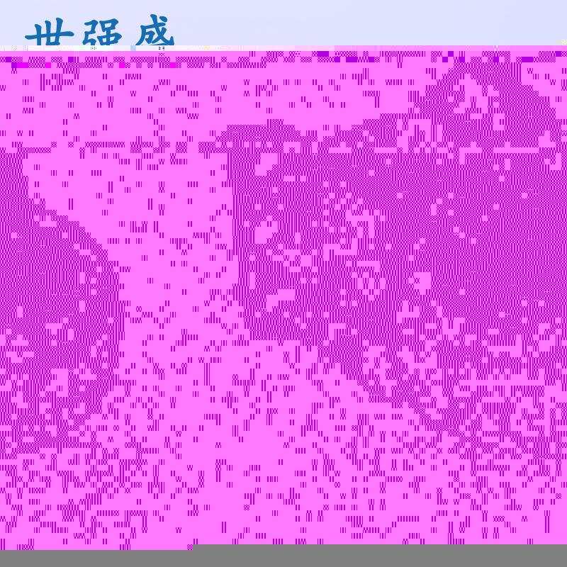 拉车脚轮哪里有_世强盛_平板车_实用_小型万向_避震_固定_6寸