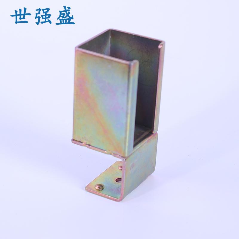 倉儲鍍鉻精益管接頭供應商_世強盛_HJ-2P_汽車廠_304