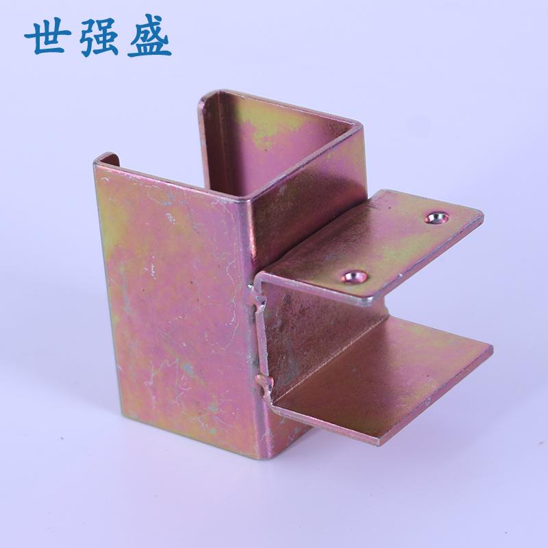 世強盛_卡套_HJ-3P鍍鉻精益管接頭公司