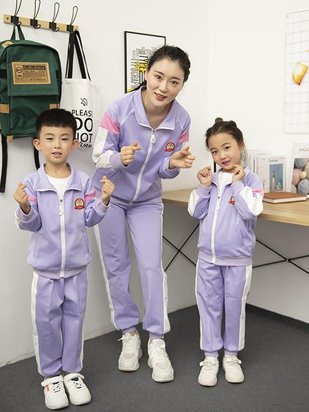 冬季新款幼兒園運動套裝