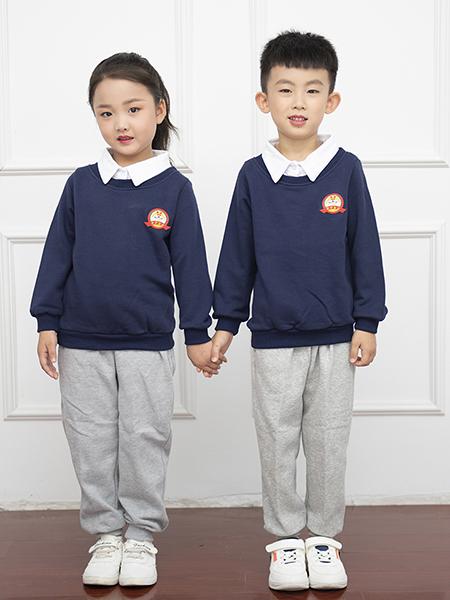 秋季新款幼兒園園服套裝