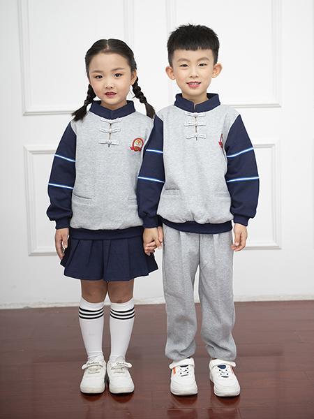 2020冬季新款幼兒園園服套裝