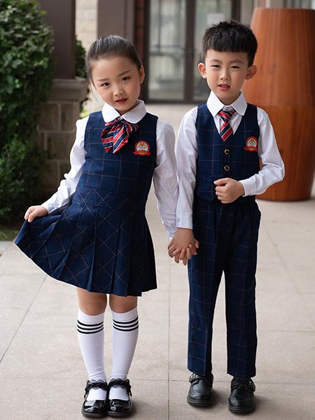 新款幼兒園園服西服套裝
