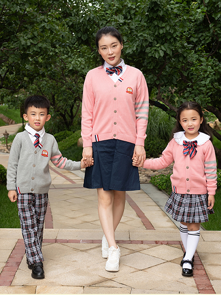 冬季新款幼兒園園服套裝