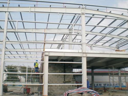 东莞市中杭钢结构工程有限公司 [第0年] 经营模式:生产型,贸易型
