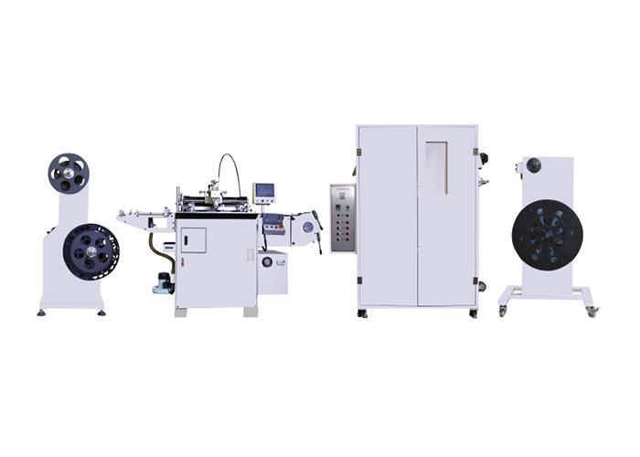 ZY-CNC卷对卷对屏蔽罩丝印机