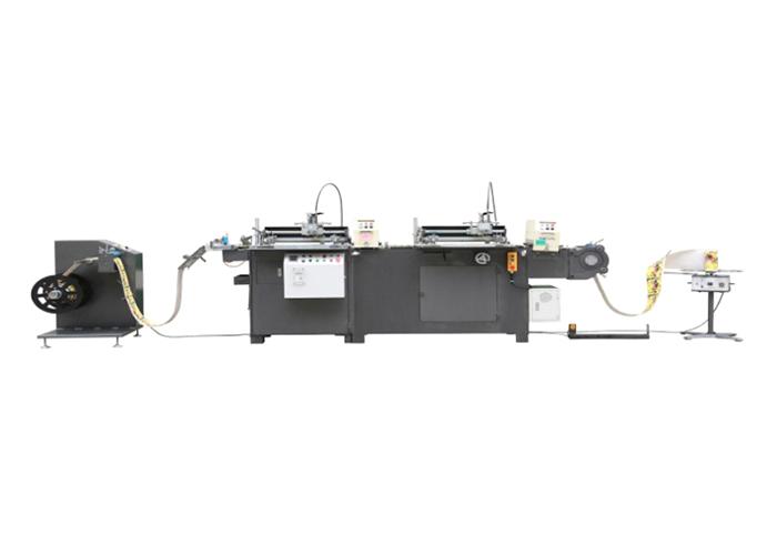 ZY-CNC卷对卷单双色网印机