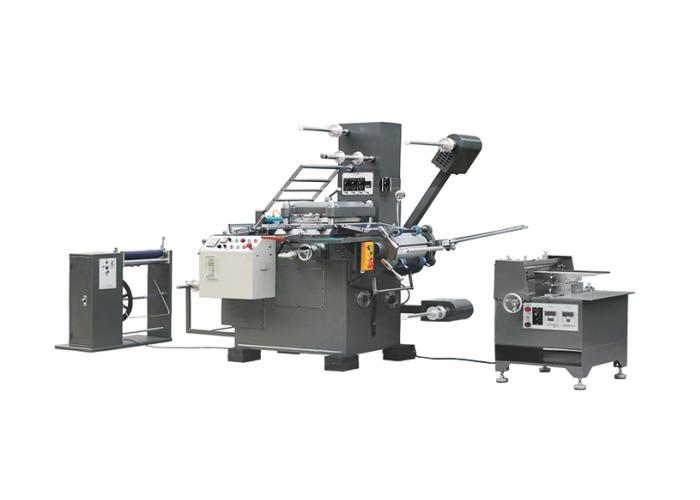 ZY-CNC卷对卷高速烫金模切机