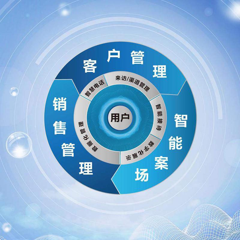 新零售_新一代智能營銷推廣平臺_朝陽科技